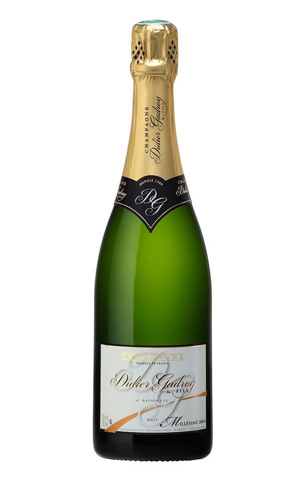 Champagne Didier Gadroy & Fils Millesime 2007