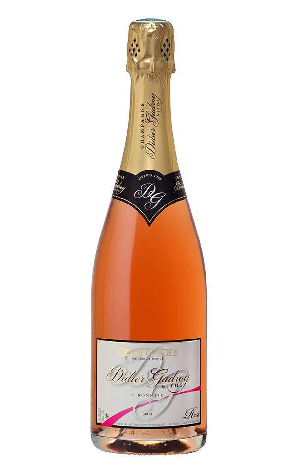 Champagne Didier Gadroy & Fils Rosé