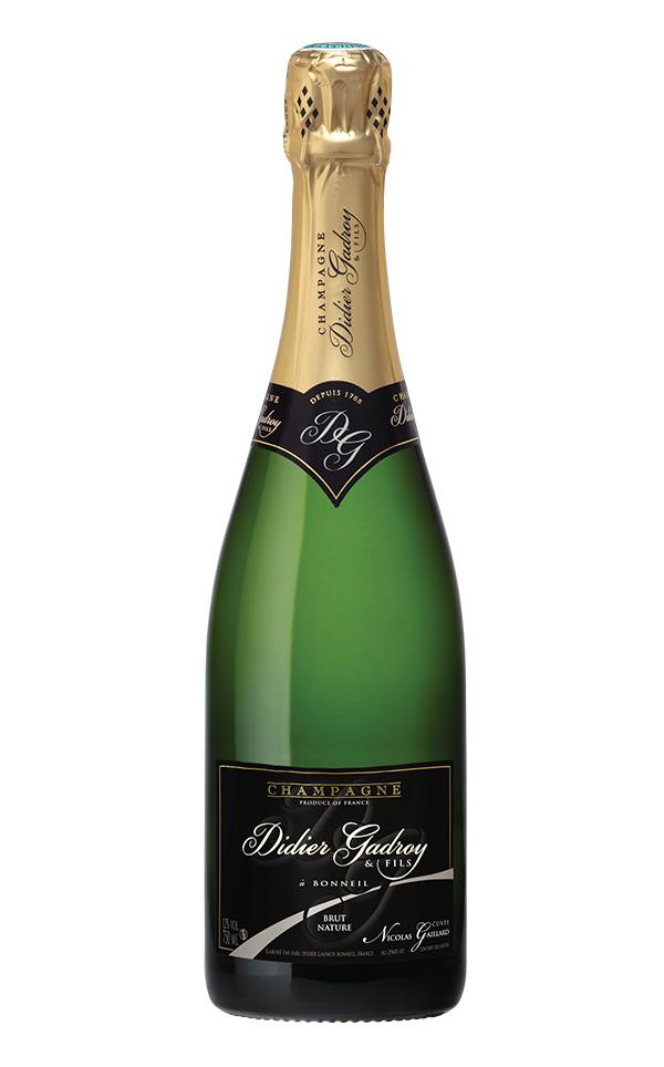 Champagne Didier Gadroy & Fils Cuvée Nicolas Gaillard
